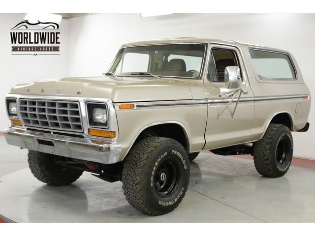 Picture of 1978 Ford Bronco - R8PK