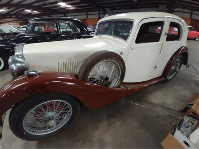 Picture of 1938 MG SA Offered by  - R8QO