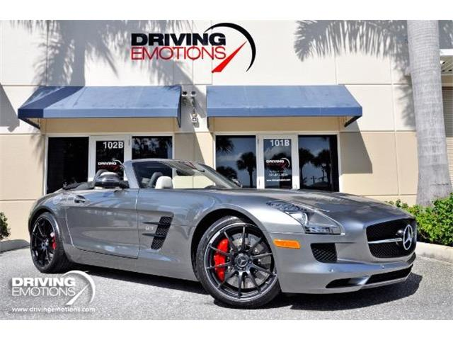 Picture of '13 SLS AMG located in West Palm Beach Florida Offered by  - R8RB