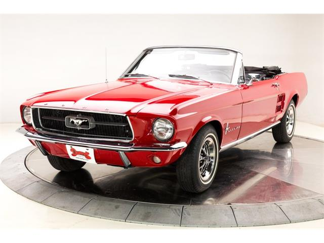 Picture of '67 Mustang - R8S3