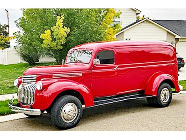 Picture of Classic 1946 Panel Truck located in Cadillac Michigan Offered by  - R8UE