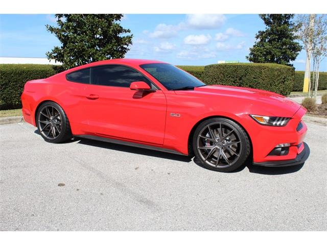 Picture of '15 Mustang - R8UY
