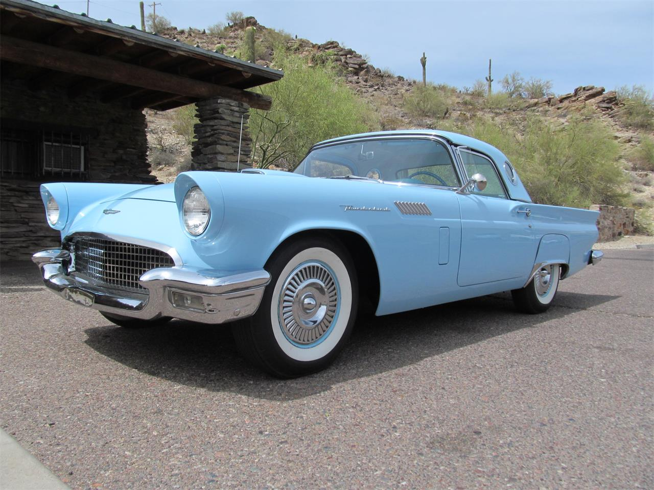 For Sale: 1957 Ford Thunderbird in North Falmouth, Massachusetts