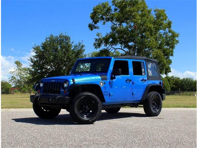 Picture of 2016 Jeep Wrangler Offered by  - R8VR