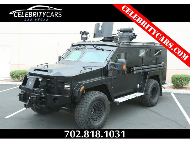 Picture of '11 Armored Truck - R8WS