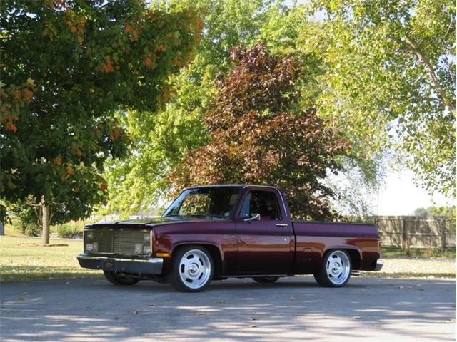Picture of 1984 Chevrolet C/K 10 located in Kokomo Indiana - R8XJ