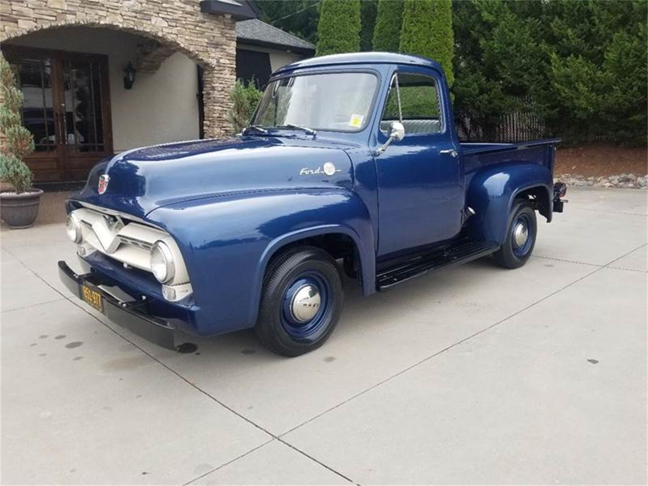 Large Picture of '55 F100 - R8XS