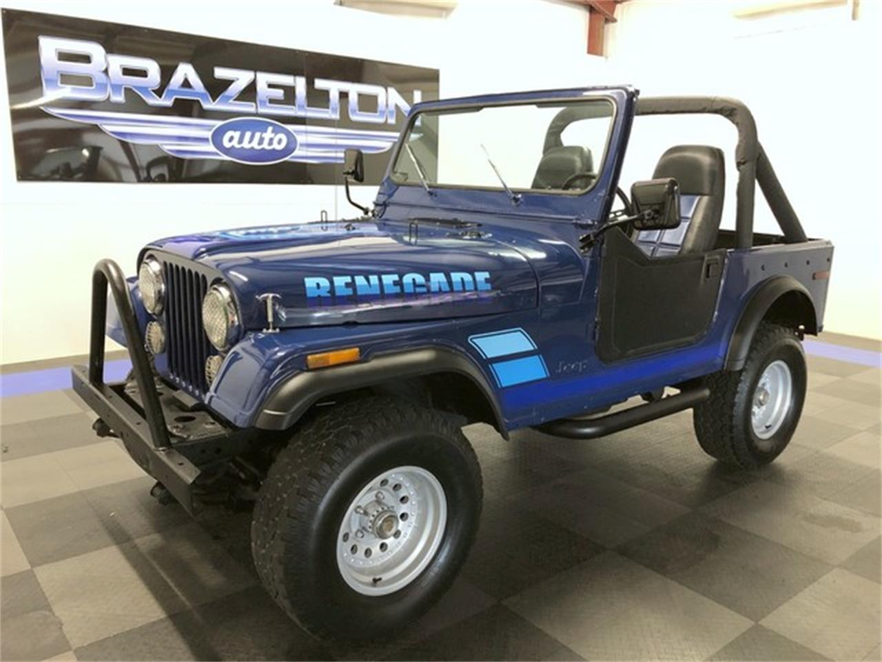 Large Picture of '79 CJ7 - R8XT