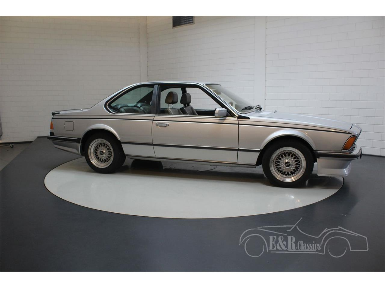 Large Picture of '84 M635 CSi - R8Y0