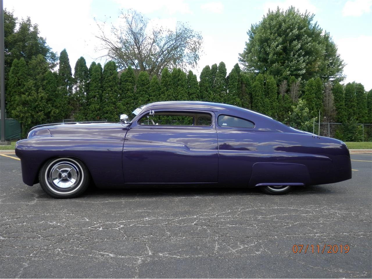 For Sale: 1951 Mercury Lead Sled in Troy, Michigan