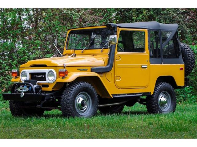 Picture of '77 Land Cruiser FJ - R8Z4