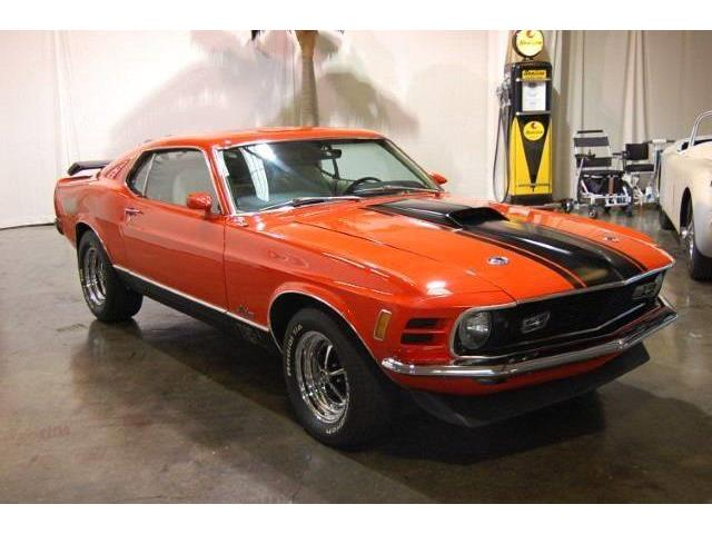 Picture of '70 Mustang Mach 1 - R8Z8