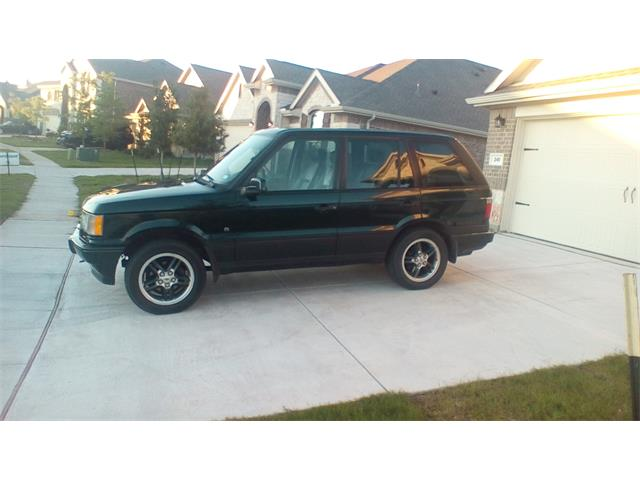 Picture of '00 Range Rover - R8ZG