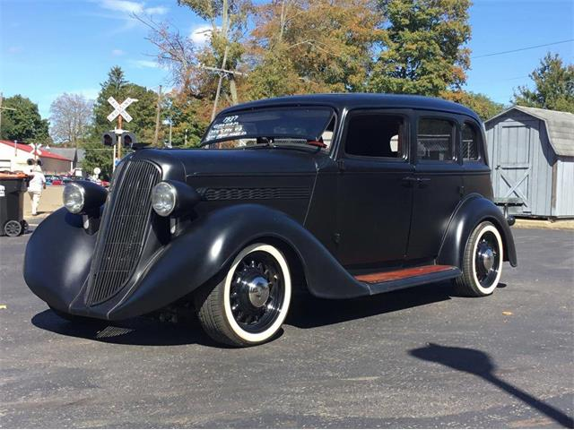 Picture of Classic '37 4-Dr Sedan located in Ohio Offered by  - R8ZO