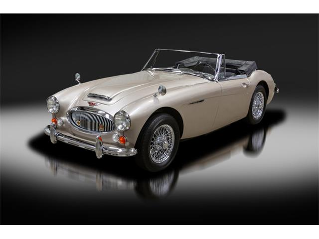 Picture of Classic 1967 Austin-Healey 3000 Mark III BJ8 located in Seekonk Massachusetts Offered by  - R8ZS