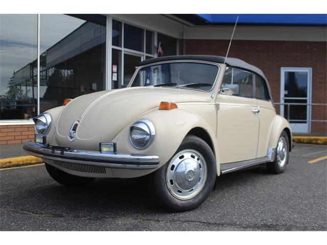 Picture of Classic 1971 Volkswagen Beetle located in Lynden Washington Offered by  - R8ZV