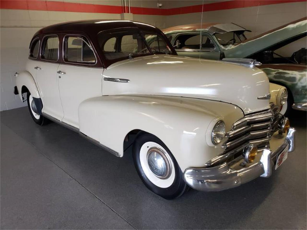 Large Picture of '47 Fleetmaster - R90O