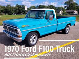 Picture of '70 F100 - R90R