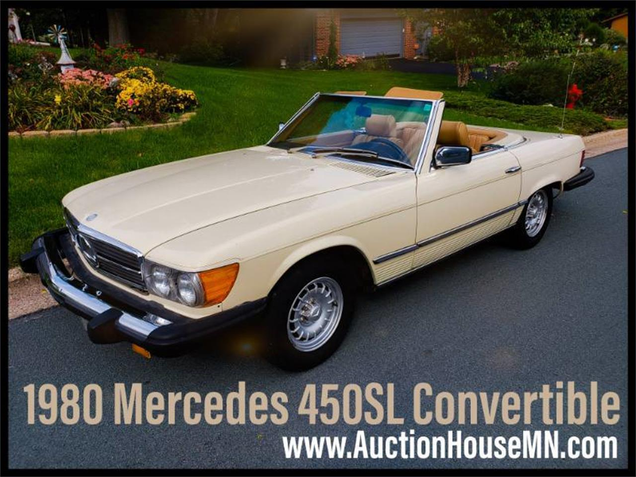 Large Picture of '80 450SL - R90S