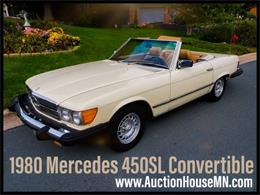 Picture of '80 450SL - R90S