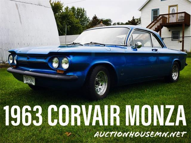 Picture of '63 Corvair Monza - R90T