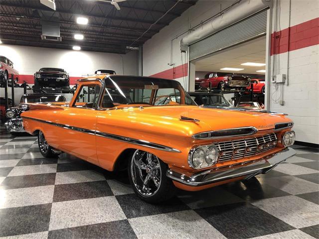 Picture of Classic '59 El Camino - $68,500.00 - R91R