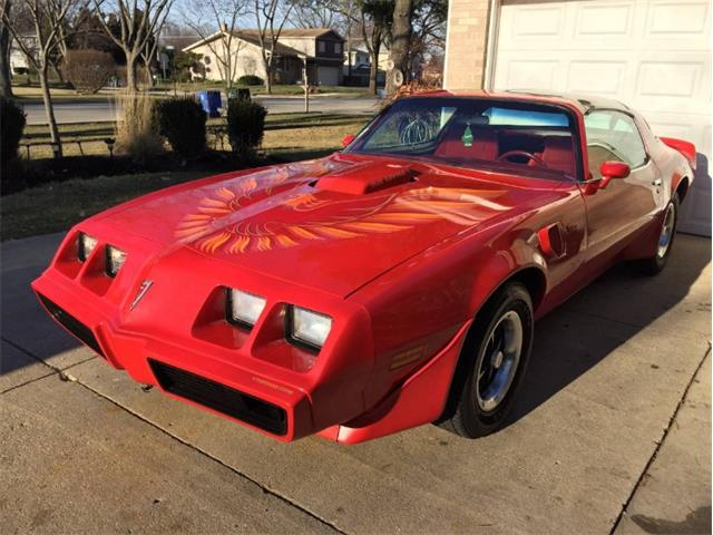 1979 Pontiac Firebird Trans Am