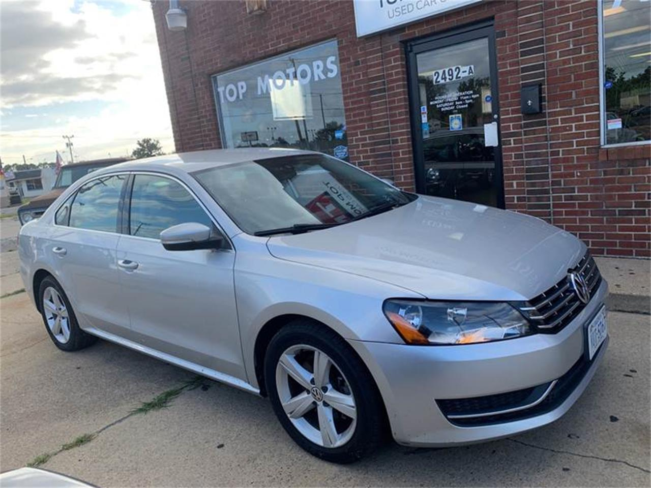 Large Picture of '14 Passat - R822