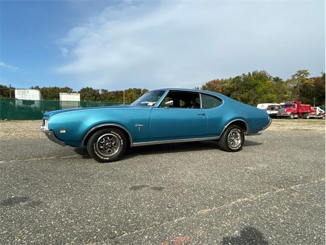 Picture of '69 Cutlass - R95M