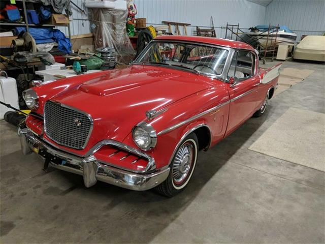 Picture of Classic 1957 Studebaker Golden Hawk Offered by  - R970