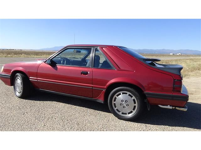 Picture of '85 Mustang SVO - R82R