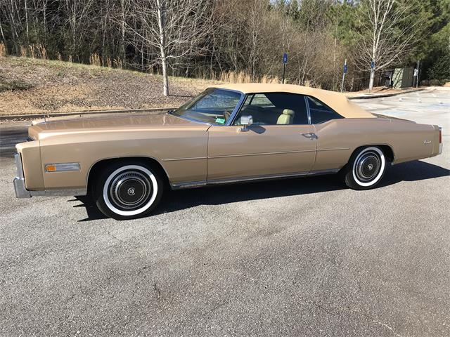 Picture of 1976 Cadillac Eldorado located in Auburn Georgia - R9CW