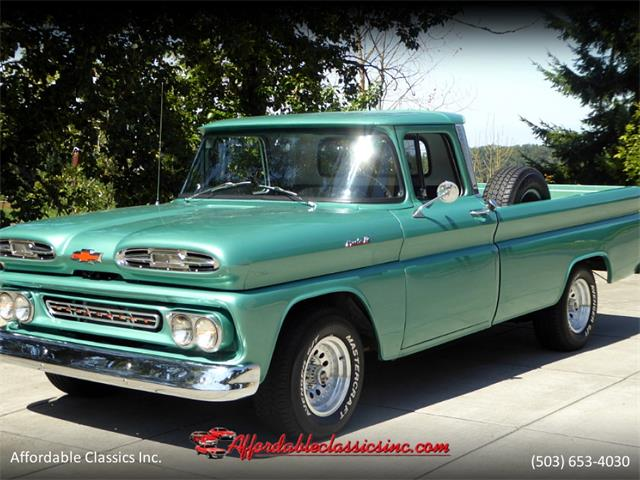 Picture of Classic '61 Chevrolet Apache - R9D3