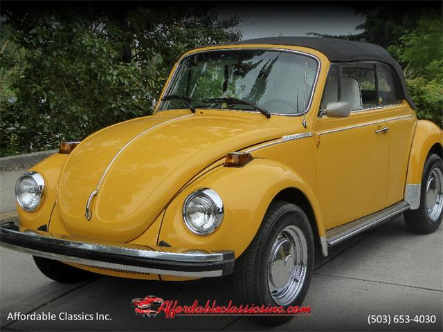 Picture of '76 Volkswagen Beetle - $8,950.00 Offered by  - R9DJ