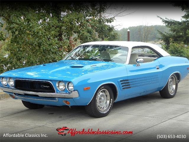 Picture of '73 Challenger - R9DL