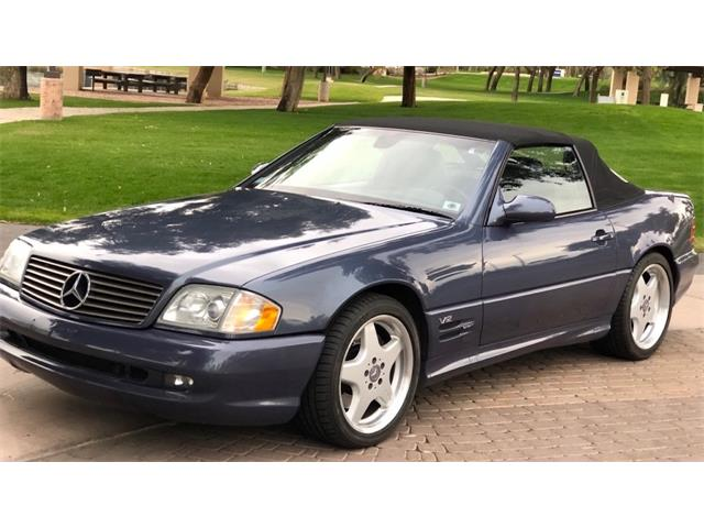 Picture of '00 Mercedes-Benz SL600 Offered by a Private Seller - R830