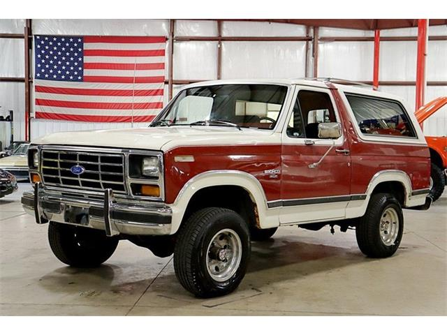 Picture of 1986 Bronco located in Kentwood Michigan - $18,900.00 Offered by  - R9EB