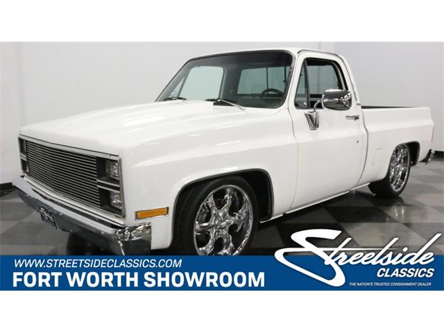 Picture of '83 C10 - R9ED