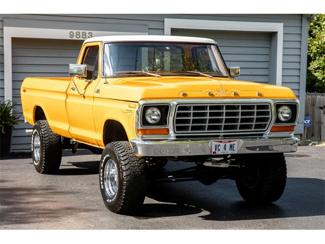 Picture of 1978 Ford F150 - $12,000.00 Offered by a Private Seller - R833