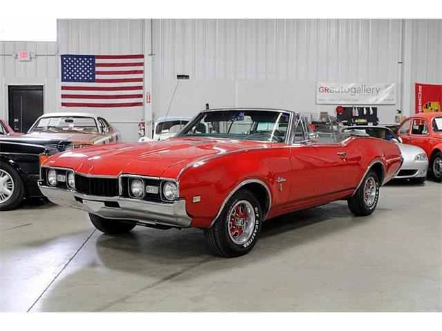 Picture of '68 Cutlass - R9F0