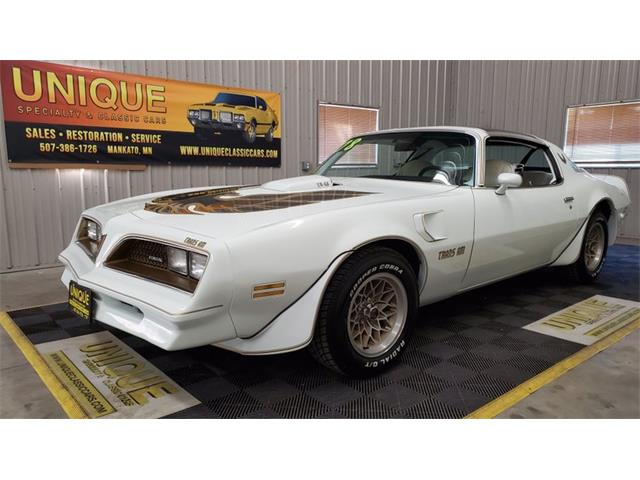 1978 Pontiac Firebird Trans Am