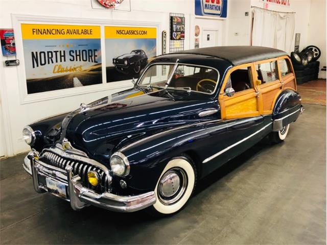 Picture of Classic '47 Roadmaster located in Mundelein Illinois Offered by  - R9G5