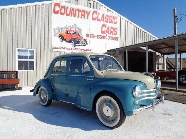 Picture of '60 4CV - R9GS