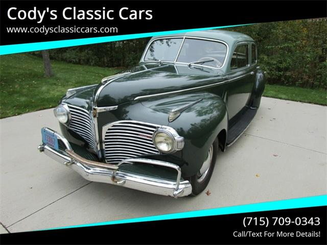 Picture of '41 Dodge Luxury Liner - $10,950.00 Offered by  - R9HI