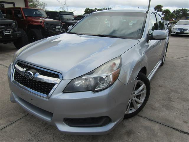 Picture of '13 Subaru Legacy located in Orlando Florida Offered by  - R9HZ