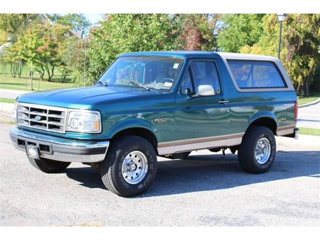 Picture of 1996 Ford Bronco located in New York - $9,995.00 Offered by  - R9I7