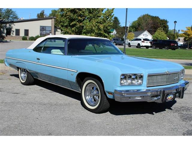 Picture of 1975 Chevrolet Caprice located in Hilton New York Offered by  - R9I8