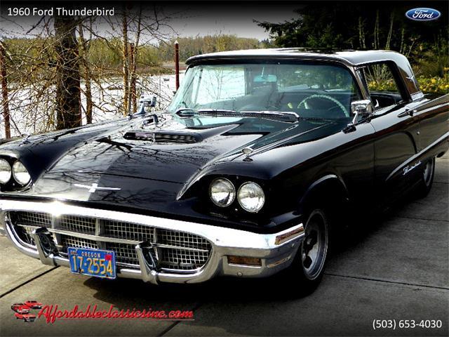 Picture of '60 Thunderbird - R9IO