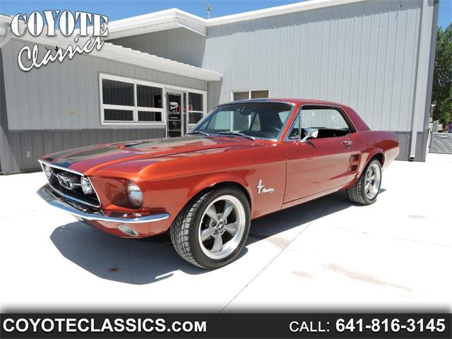 Picture of '68 Mustang - R9IP