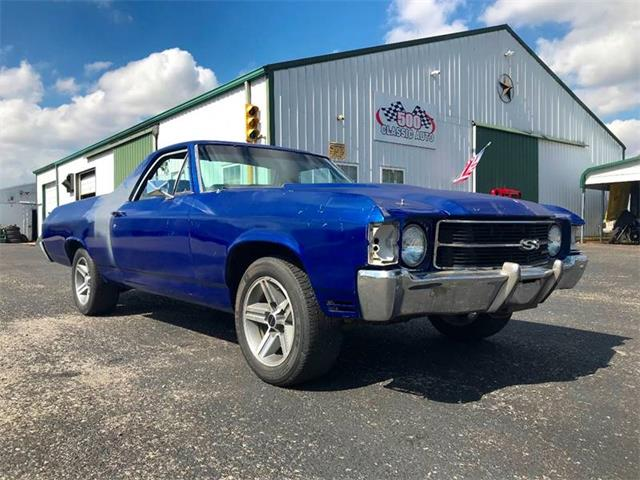 Picture of Classic 1971 Chevrolet El Camino Offered by  - R9J8
